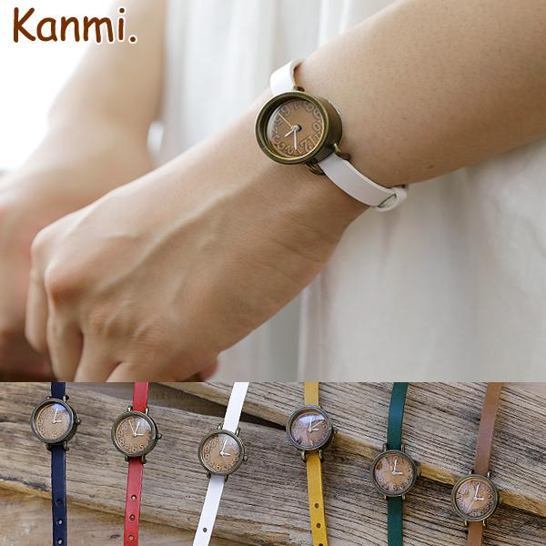 Kanmi. coco watch ポルテ/日本製/腕時計/ウォッチ[あす着対応]  スタッフおすすめ