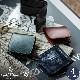 日本製 二つ折り財布 英国製レザー ブライドルレザー 本革財布 THOMAS社[GLENFIELD/グレンフィールド][あす着対応]【バレンタイン特典】