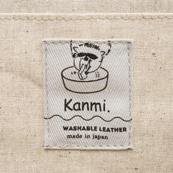 Kanmi. カンミ クーン トートバッグ B18-94 [バッグ  パッチワーク ブランド ギフト プレゼント  本革 レザー トート] [あす着対応]