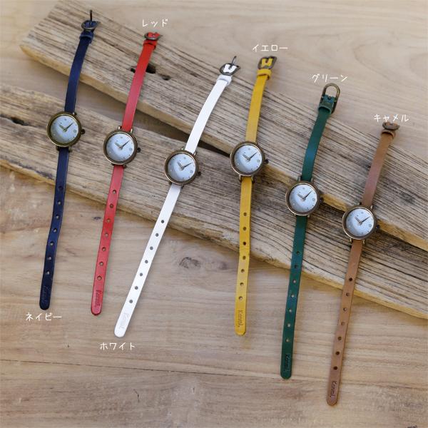 Kanmi. coco watch ソラ WA16-05/日本製/腕時計/ウォッチ[あす着対応] スタッフおすすめ