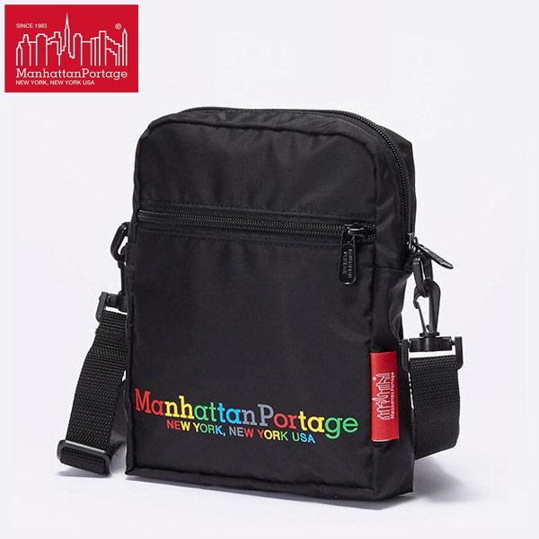 CORDURA Lite Collection 縦型ショルダー  [Manhattan Portage/マンハッタン ポーテージ] コーデュラ ライトコレクション 男女 バッグ