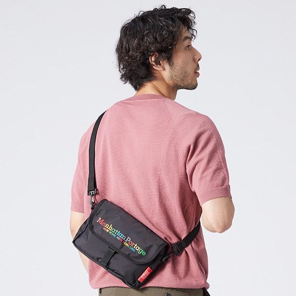 CORDURA Lite Collection ストラップ付きショルダーバッグ   [Manhattan Portage/マンハッタン ポーテージ] コーデュラ ライトコレクション 男女 バッグ