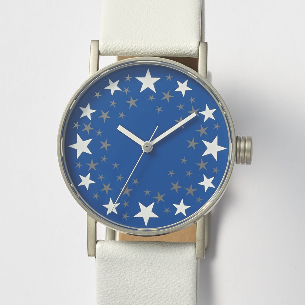 [SPQR] sapporo star watch 革ベルト [あす着対応]