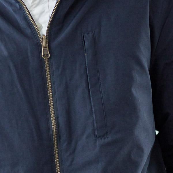 ボア リバーシブル ブルゾン フリースジャケット 撥水ジャケット メンズ  PARK RANGER パークレインジャー[あす着対応]