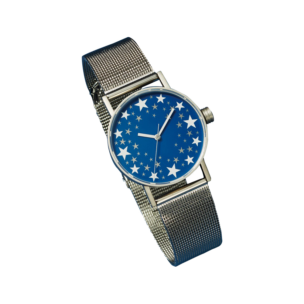 [SPQR]  sapporo star watch ステンレスベルト[あす着対応]