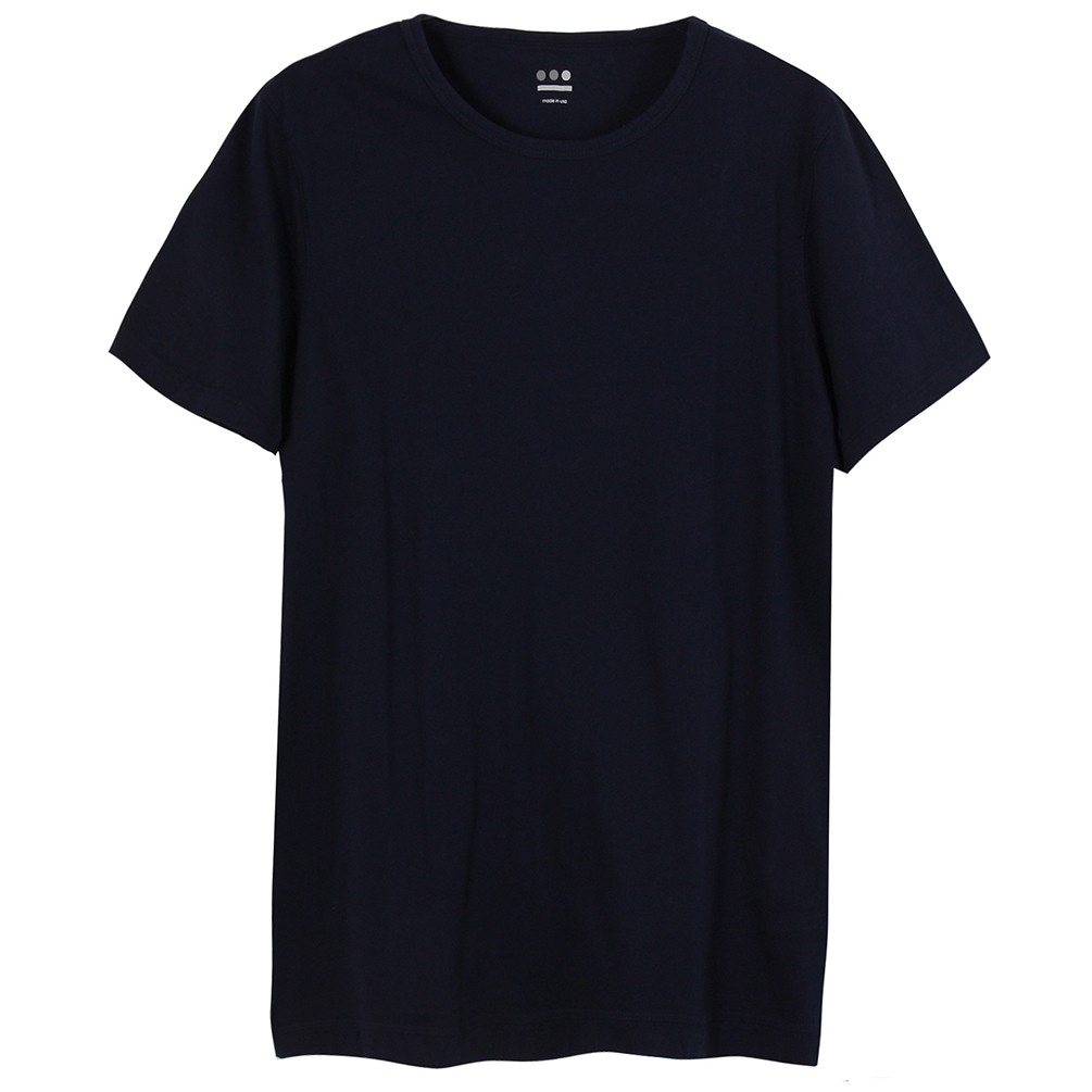 [スリードッツ]メンズ クルーネック Tシャツ ジェームス [あす着対応]