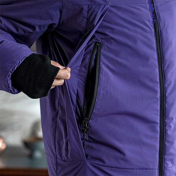 パディング ジャケット アウター ユニセックス 男女兼用 [THOUSAND MILE / サウザンドマイル][あす着対応] セール対象