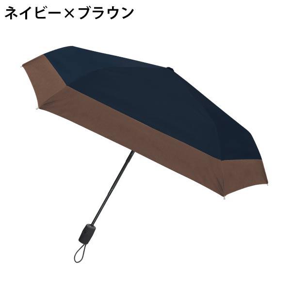 折りたたみ傘 e.v.o BI-COLOR [BE SUNNY] 完全遮光 撥水 はっ水 傘 晴雨兼用 雨傘 日傘 ユニセックス [あす着対応]20atu4