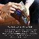 [メゾンド ヒロアン/MAISON de HIROAN] 日本製  二つ折り財布 純札 純札入 小銭入れなし アルピナレザー 本革 [あす着対応]