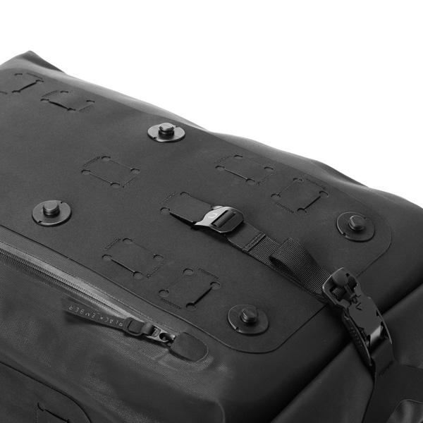 WPRT Modular Pack 368610171 ロールトップ バックパック [BLACK EMBER /ブラックエンバー]リュックサック バッグ カスタマイズ[あす着対応] セール対象