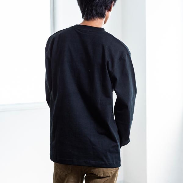 アメリカ製 ロングTシャツ 8oz マックスウエイト L/S Tシャツ[CAMBER / キャンバー] シャツ メンズ 無地 綿 ロンT コットン [あす着対応] セール対象
