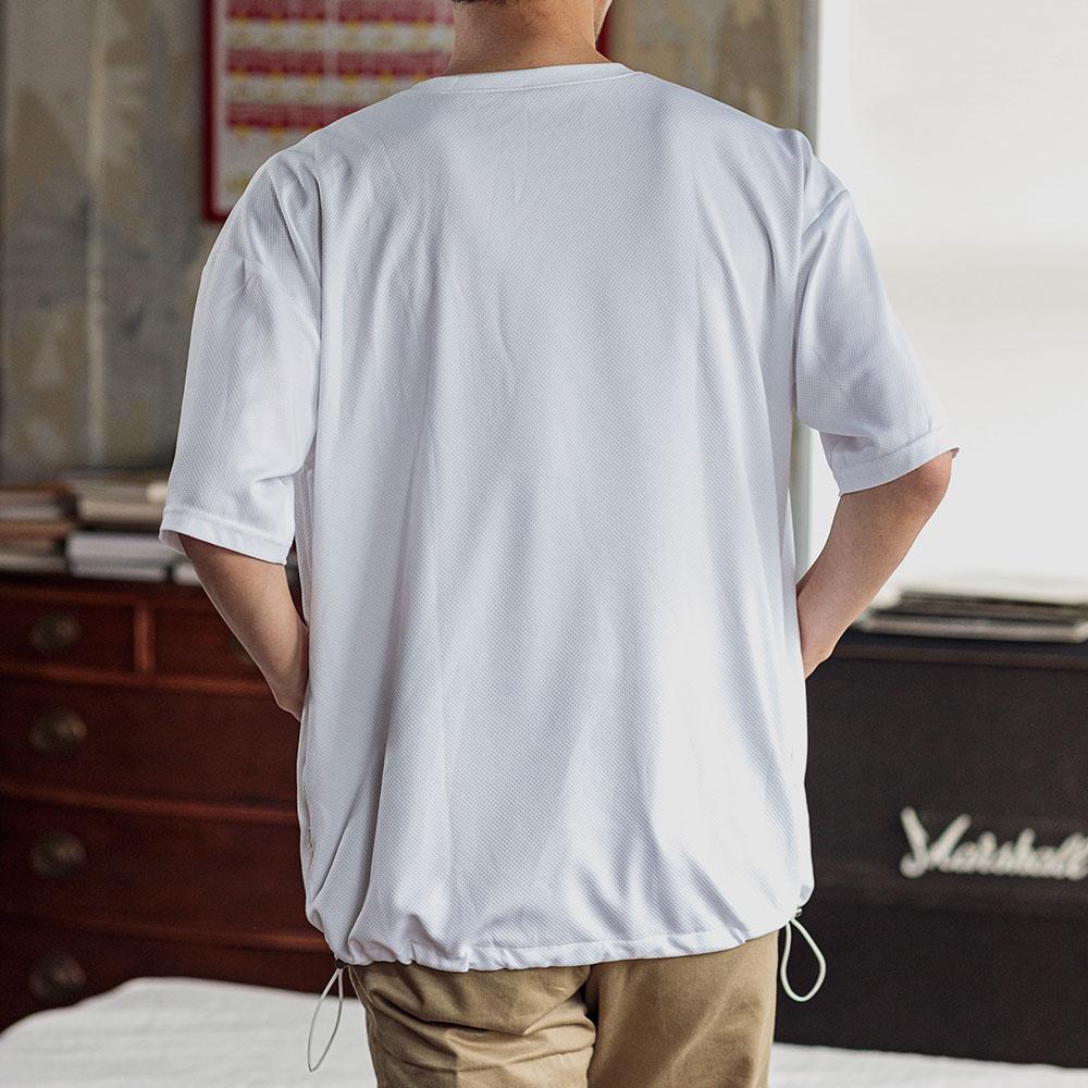 接触冷感 Tシャツ 男女兼用 ポーチ付き [オレゴニアンアウトフィッターズ/Oregonian Outfitters][あす着対応]