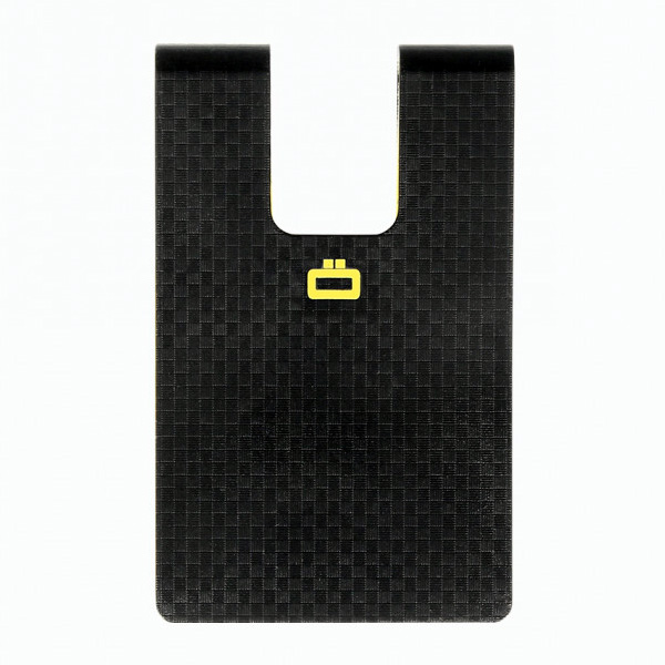 正規日本代理店 OGON 3CI カーボンテイストカードケース  [クレジットカードケース カードクリップ マネークリップ スキミング防止 オゴン][あす着対応]