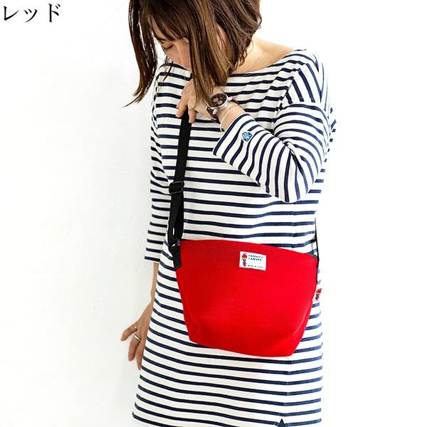 PARROTTCANVAS Mesh Shoulder Bag メッシュミニショルダーバッグ[PARROTT CANVAS/パロットキャンバス][あす着対応] セール対象
