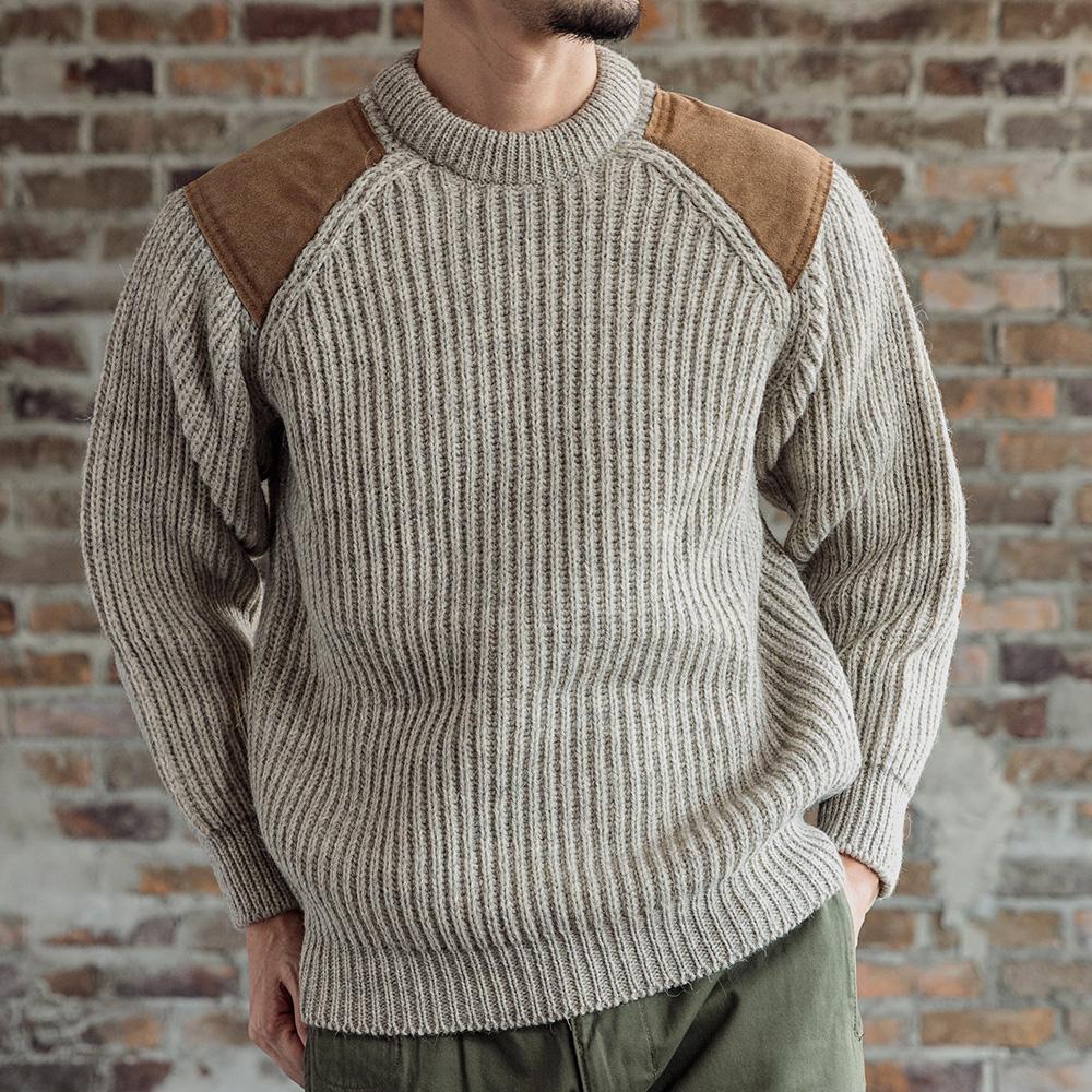英国製パークレインジャーセーター[HIGHLAND2000/ハイランド2000][あす着対応] グレンフィールド