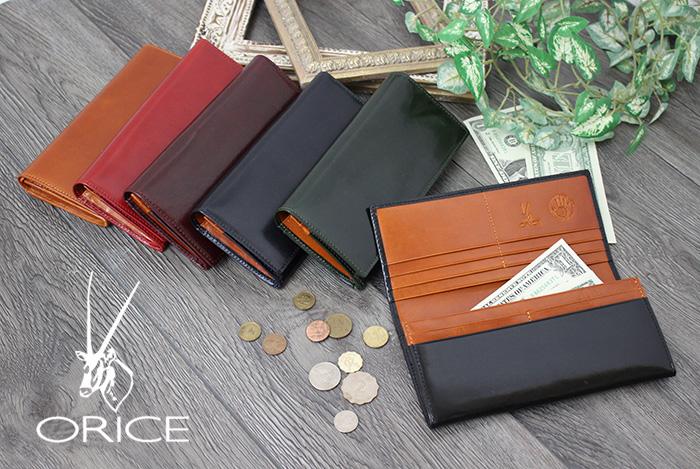 オリーチェ(ORICE)レザー長財布