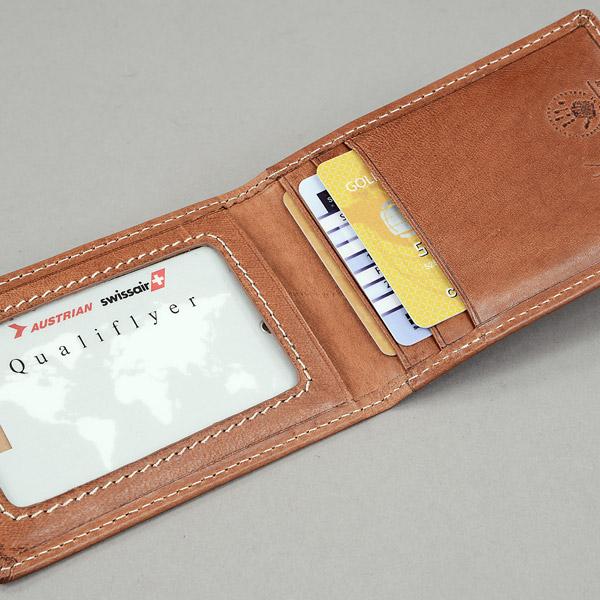 [名入れ無料]オリーチェ バケッタレザー パスケース [ 定期入れ ICカード IDケース 本革 イタリアンレザー] [あす着対応]グレンフィールド