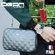 OGON フランス製 アルミ キルト レディース バッグ クラッチバッグ ポシェット ミニショルダー ショルダーバッグ アルミニウム スキミング防止[OGON/オゴン][あす着対応]