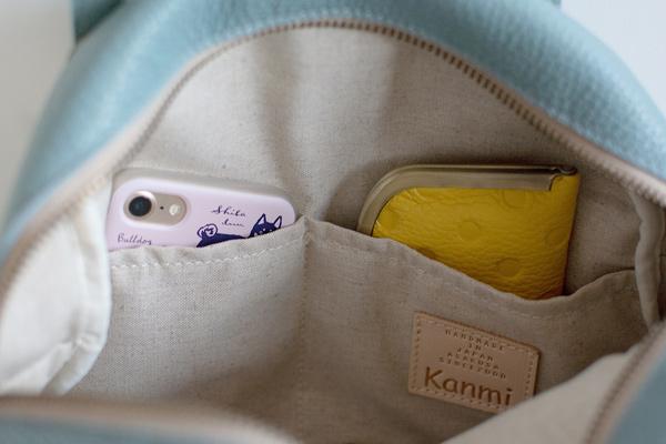 Kanmi./カンミフォレスト KUMA 3WAY バッグ B20-28 かんみ 3ウェイバッグ バッグ ブランド ギフト プレゼント[あす着対応]