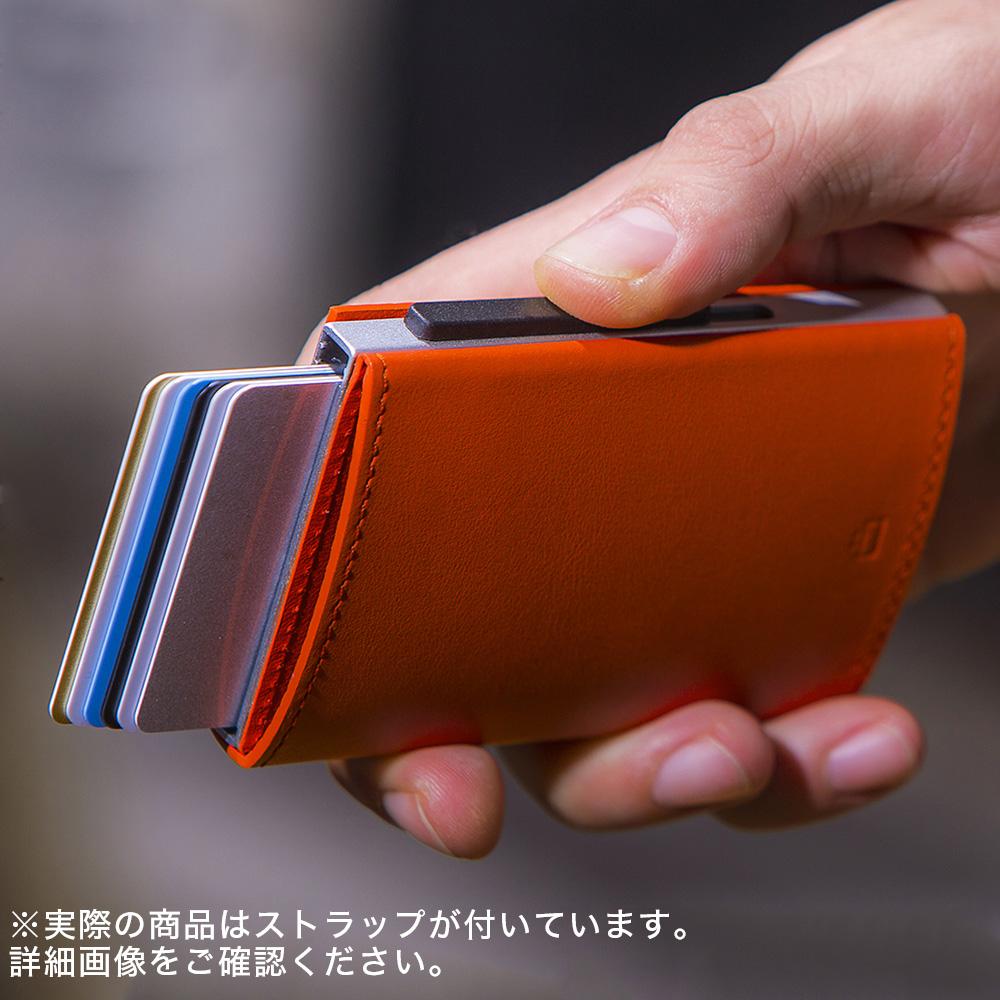 正規日本代理店 OGON フランス製 スライド式 ウォレット  クレジットカードケース カード入れ カードケース スキミング防止 オゴン[あす着対応]