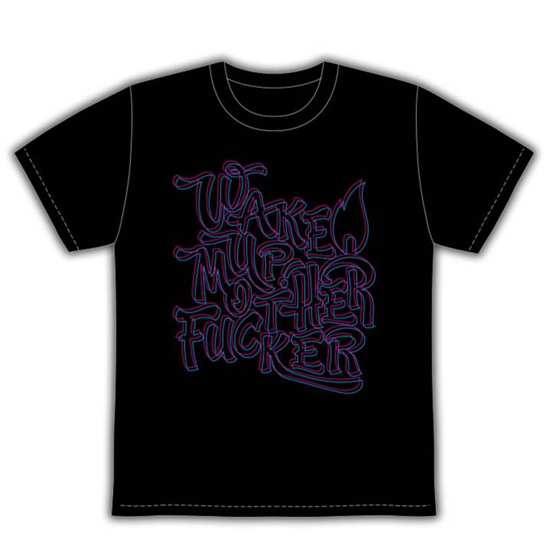 Tシャツ/calligraphy