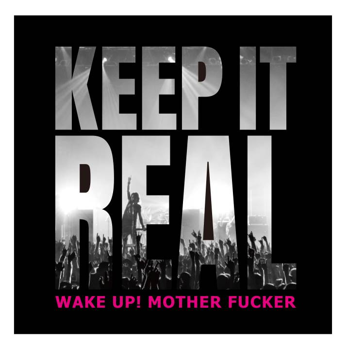 Tシャツ/Keep It Real