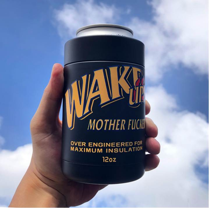 缶ホールドタンブラー/BLK