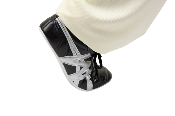 【OUTLET】『ジュニアサイズあり19.0cm〜』NEW武術太極拳シューズ「飛脚FeiJiao フェイジャオ」合成皮革シューズ