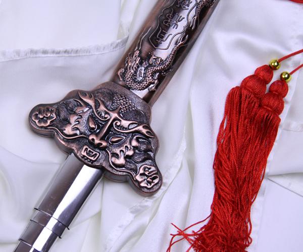 【SALE】NEWバランスの良い伸縮剣/ブロンズ(赤銅)色