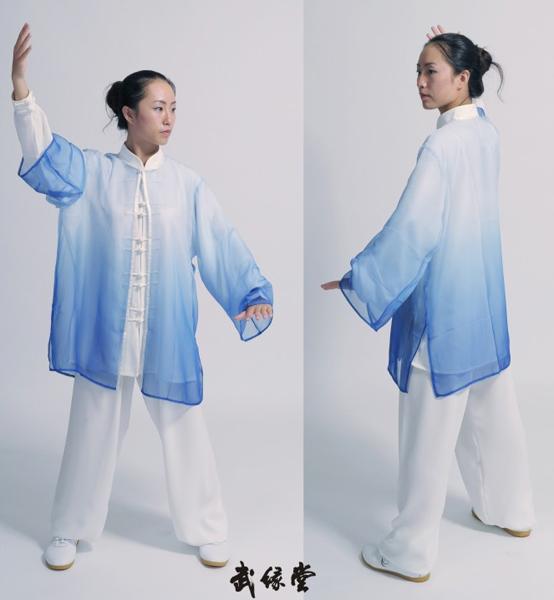 【SALE】表演服羽衣グラデーション