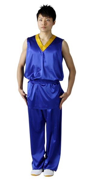 【SALE】高級シルク表演服『南拳日本規定』男女別 太極拳表演服[ハイグレード]