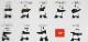 【SALE】24式太極拳 動作名称 クリアファイル 太極拳 服 ウェア パンツ 剣 刀 棍