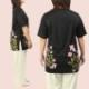 【SALE】太極拳 ウェア【蘭鋳(らんちゅう)】 Tシャツ レディース カンフー服