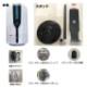 自動 アルコール 噴霧器 アルコール消毒噴霧器  非接触 自動センサー ディスペンサー 自動手指消毒器【自動手指消毒器 カラー:ホワイト+スタンドセット】 赤外線センサー 1200ml 壁掛け可能 スタンド 自立式