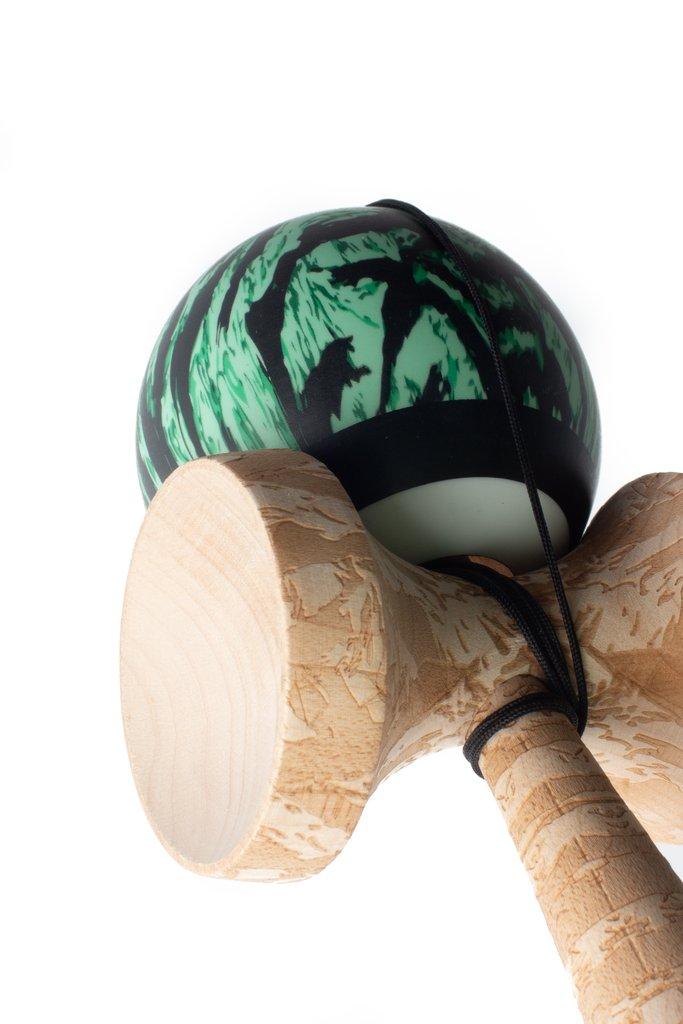 SWEETS LAB V25 - Mint Tigerstripe - cushion
