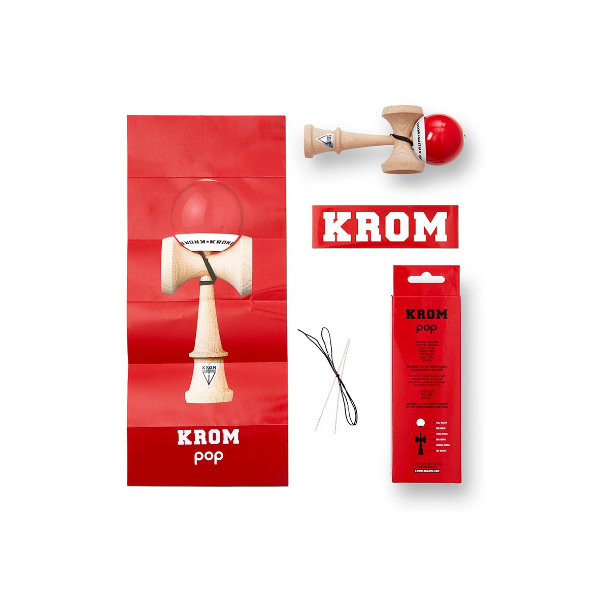 KROM POP LOL - RED