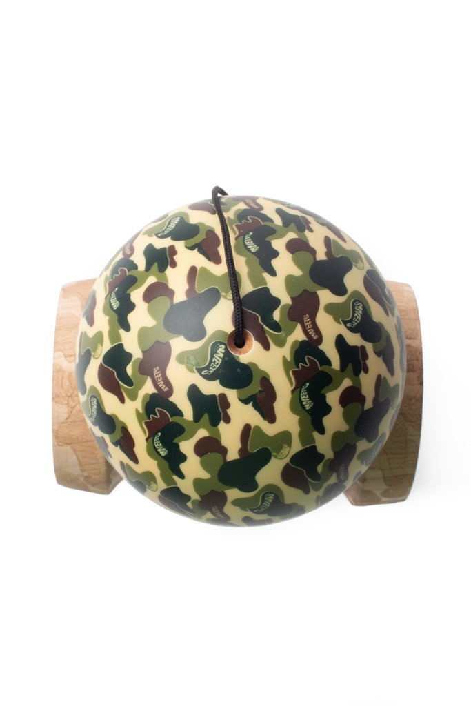 SWEETS LAB V25 - Classic Camo - cushion