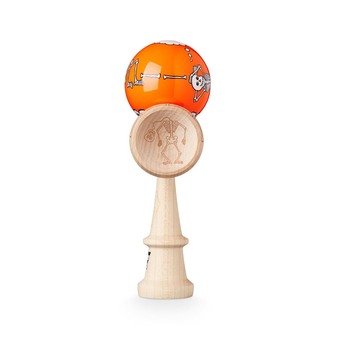 KROM - JODY BARTON - SKELETON - Orange