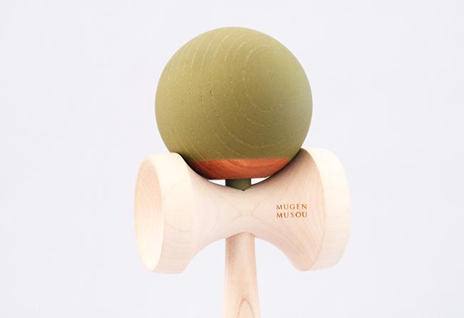 MUGEN MUSOU - INFINITY_Moss green