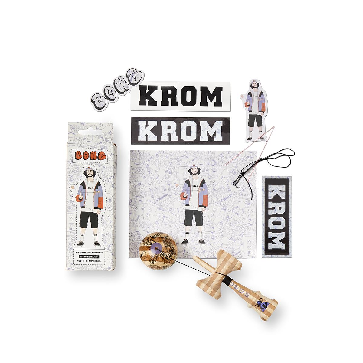 KROM - DJ PRO MOD BAMBOO - BONZ
