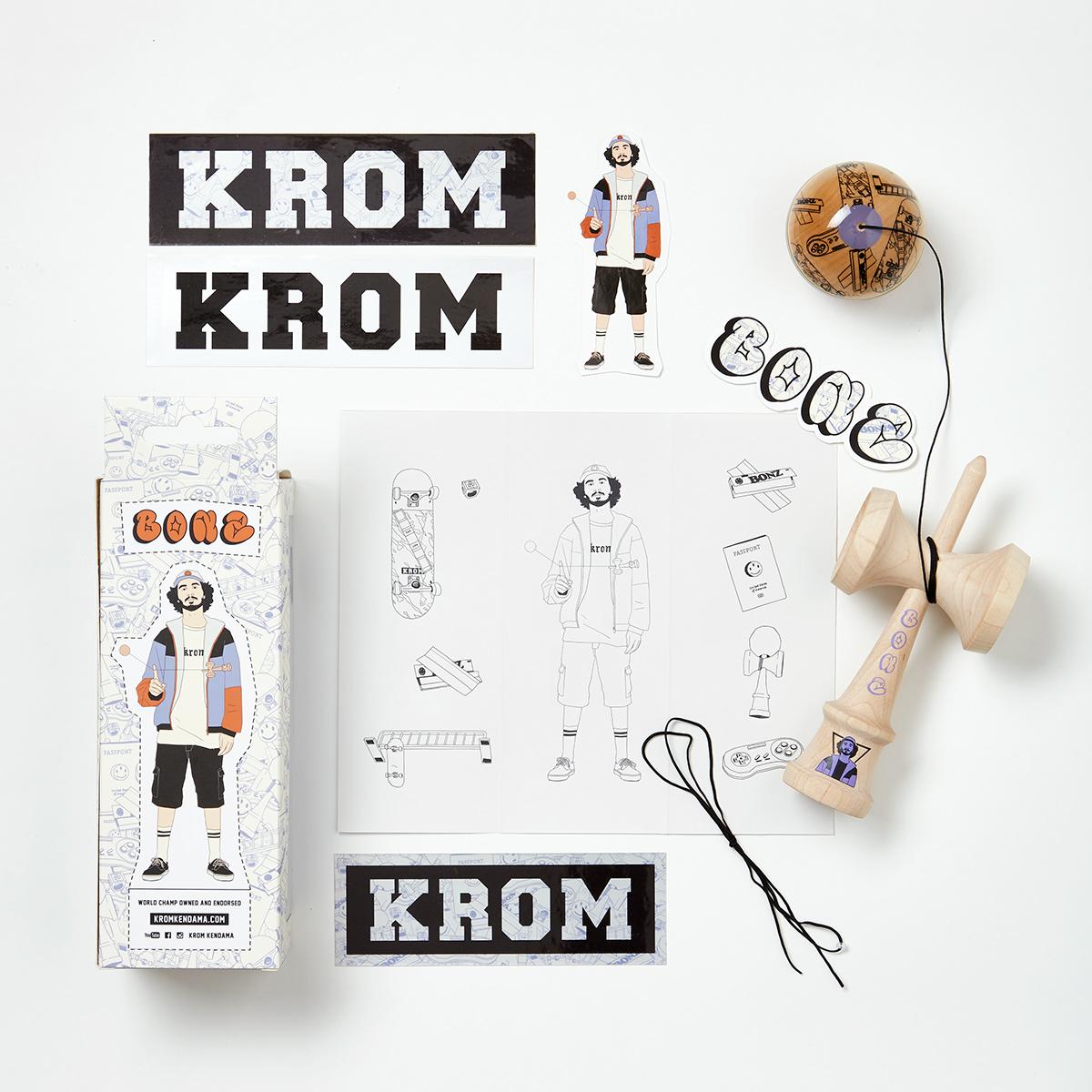KROM - DJ PRO MOD - BONZ