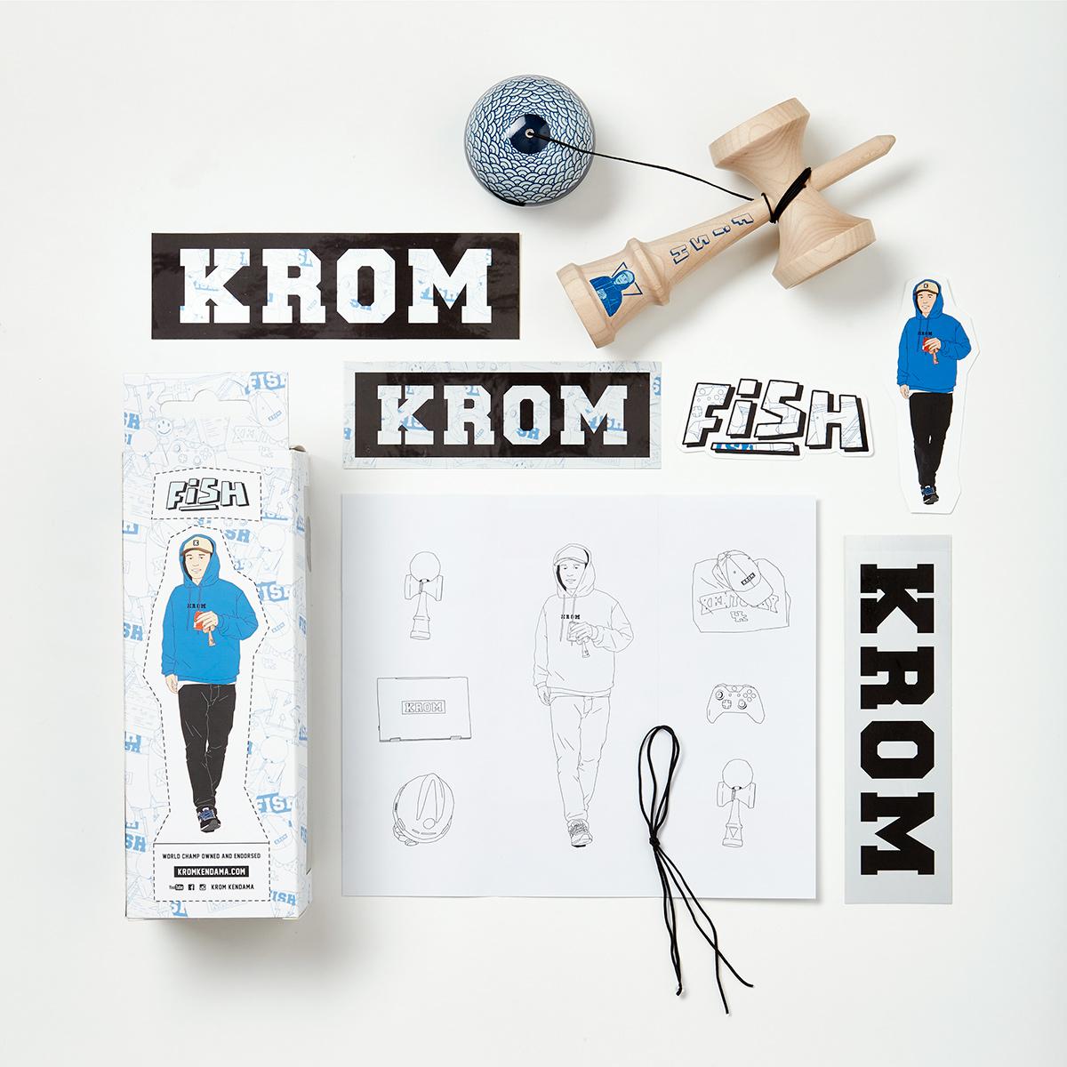 KROM - DJ PRO MOD - FISH