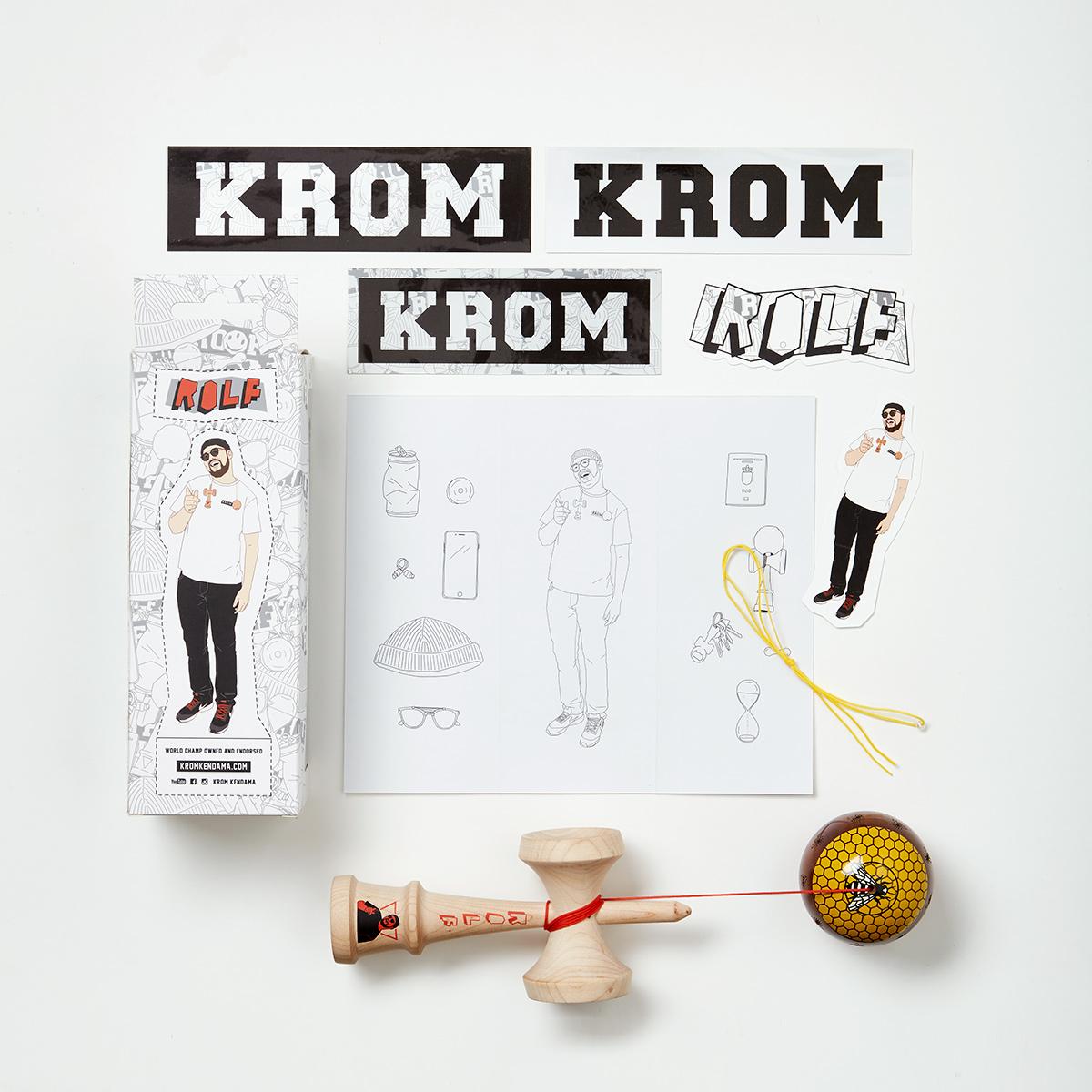 KROM - DJ PRO MOD - ROLF