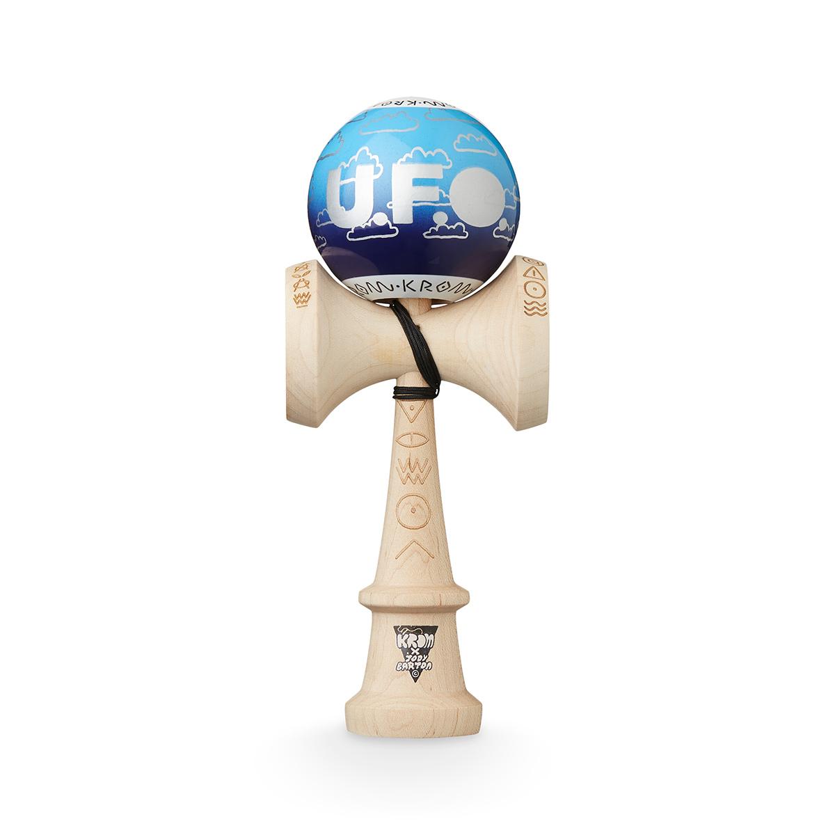 KROM - JODY BARTON - UFO
