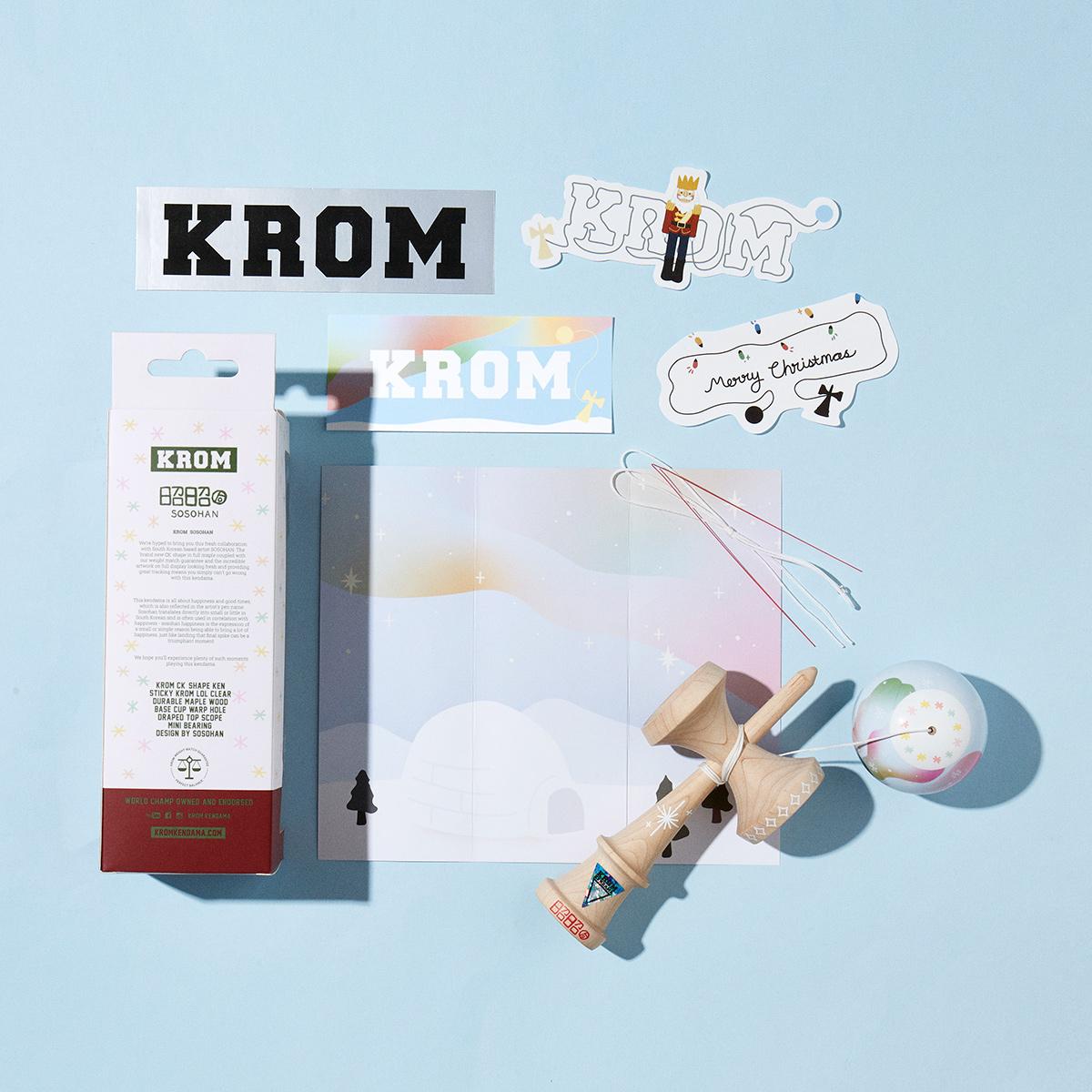 KROM SOSOHAN - WINTER
