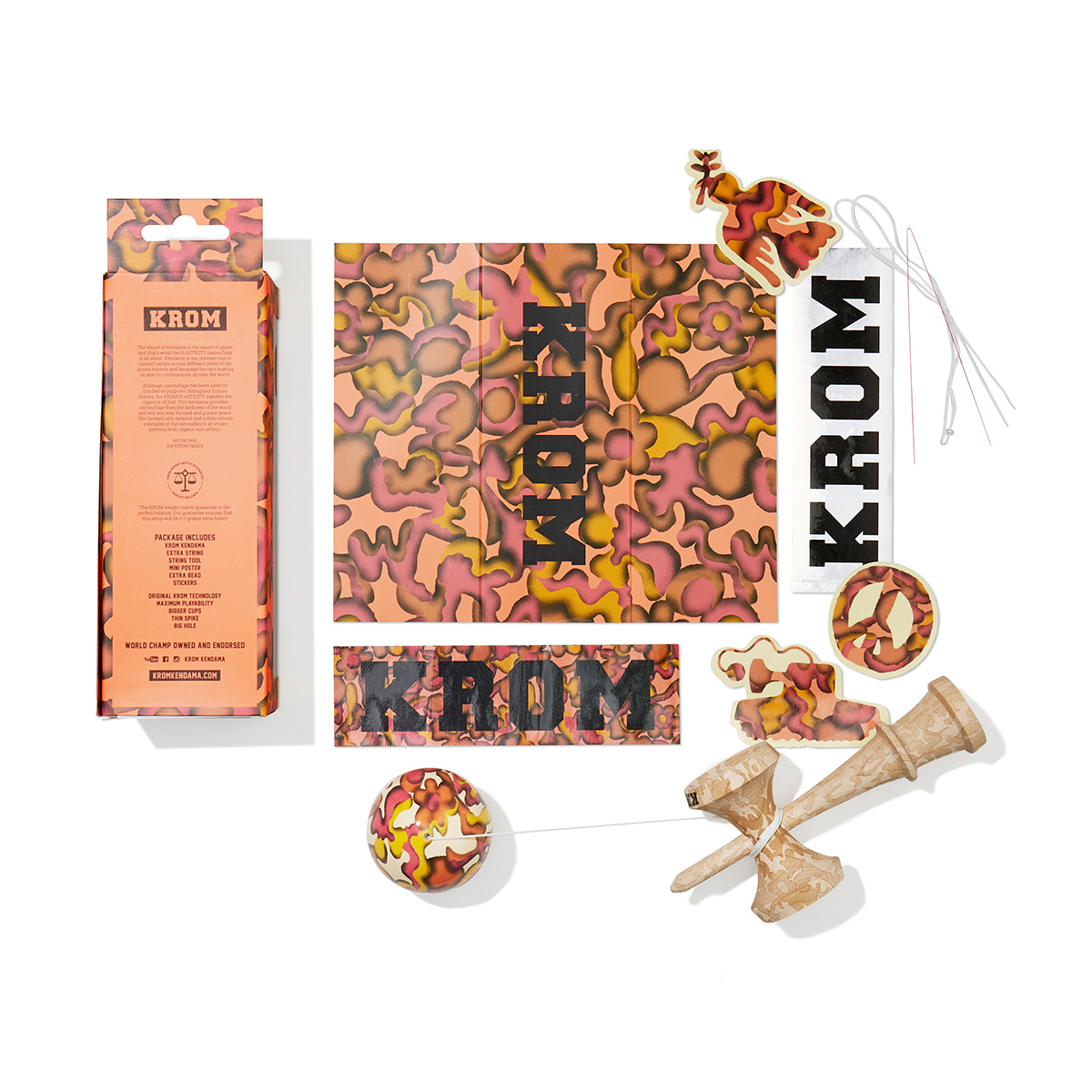 KROM PLASTICITY - APEX