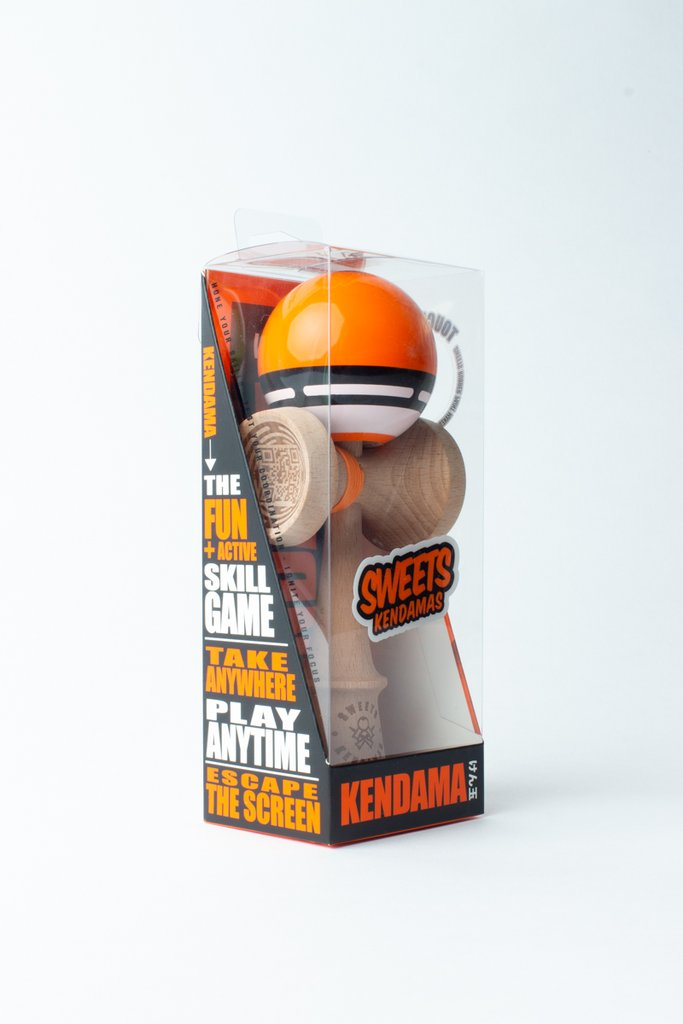 Sweets Kendamas BOOST RADAR - Orange