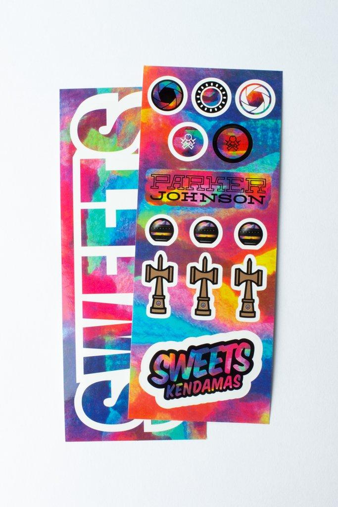Sweets Kendamas - Parker Johnson - Pro Model - Boost - Cushion