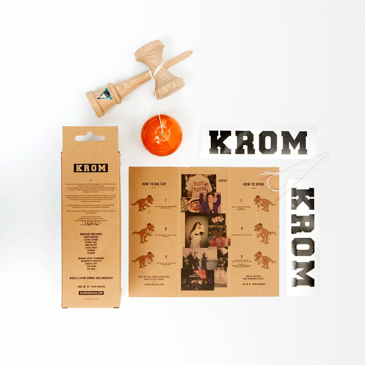 KROM - STROGO W.I.P. SAFETY VEST