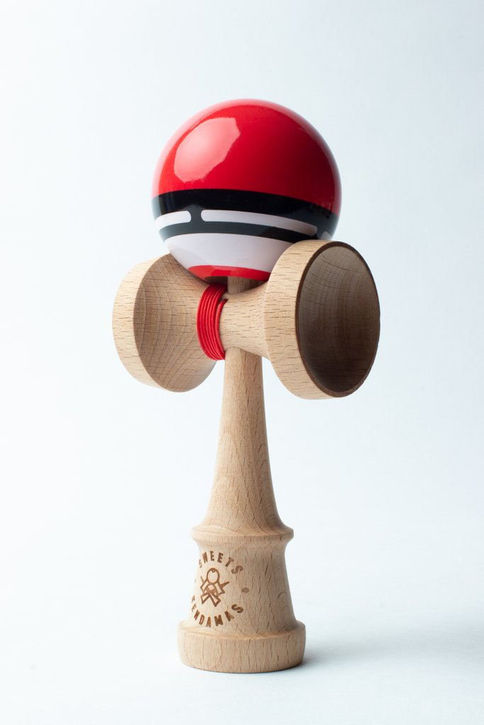 Sweets Kendamas BOOST RADAR - Red